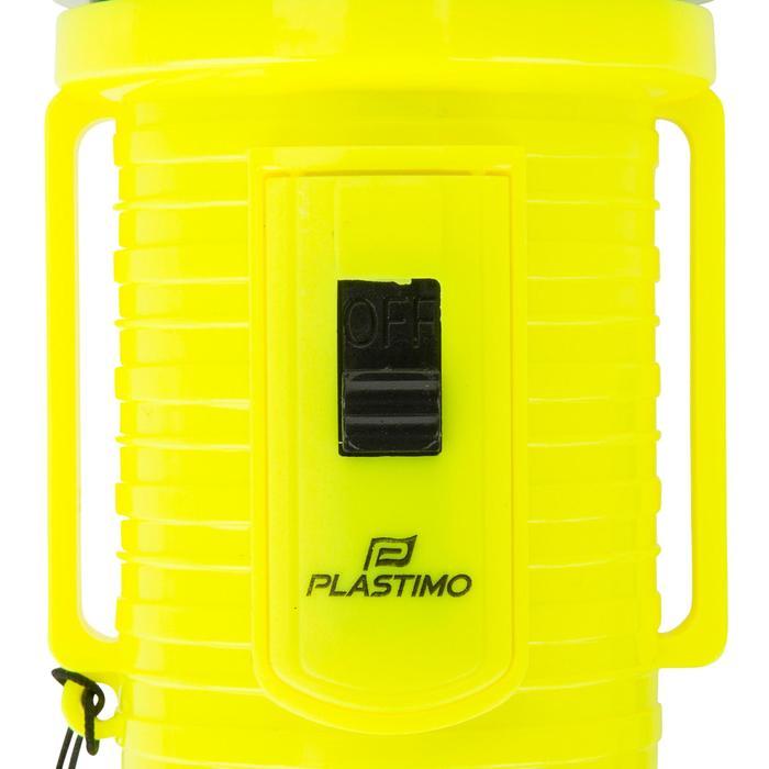 Lampe flashlight de repérage bateau jaune - 1125858
