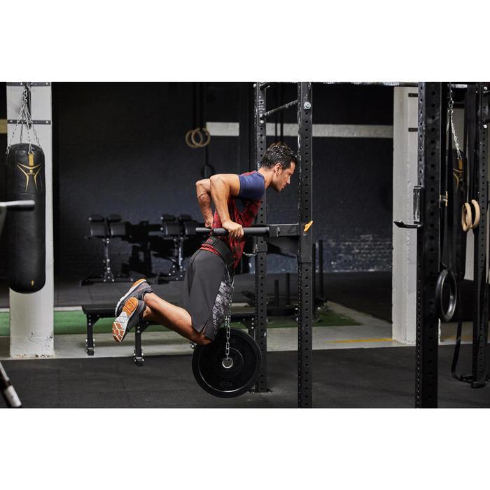 Gewichtsgurt Muskelaufbau Muskeltraining 50kg