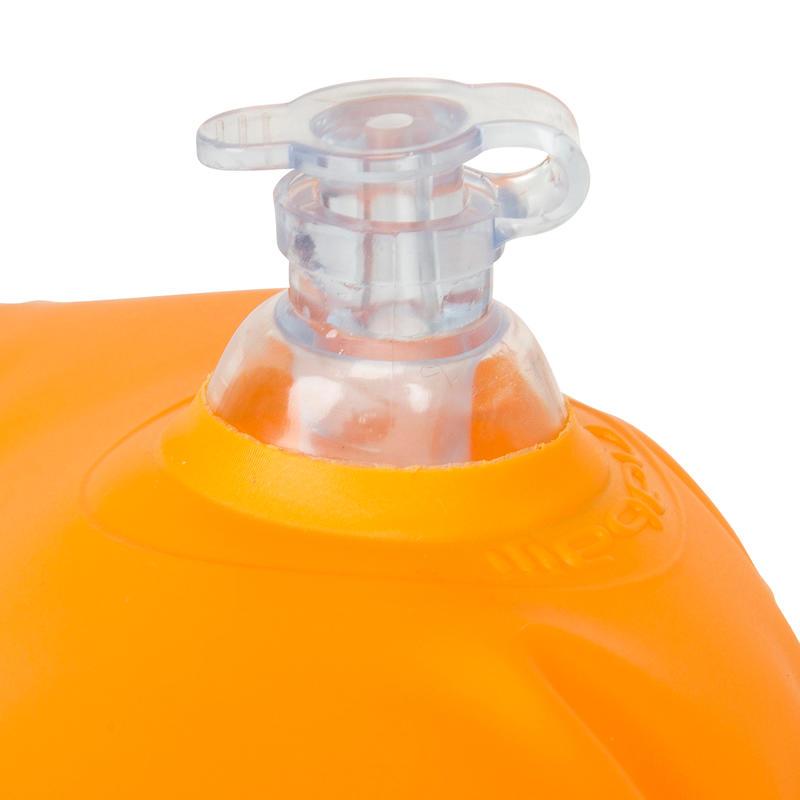 Kids swimming inflatable belt 15-30kg -orange