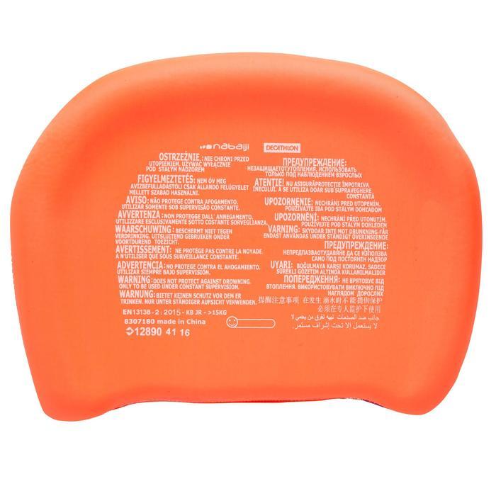 """Planche de natation enfant bleue avec imprimé """"PIRATE"""" - 1125882"""