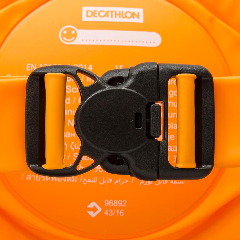 Kid's Inflatable swim belt Orange
