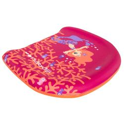"""Blue child's swimming board with """"PIRATE"""" print"""