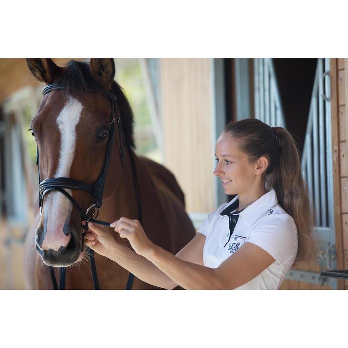 Filet + rênes équitation cheval et poney EDIMBURGH - 1126005