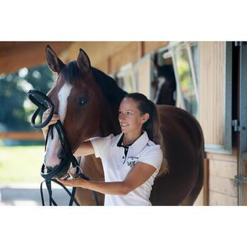 Filet + rênes équitation cheval et poney EDIMBURGH - 1126021
