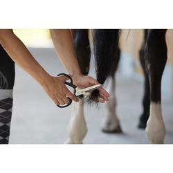 Tijeras de aseo equitación caballo y poni