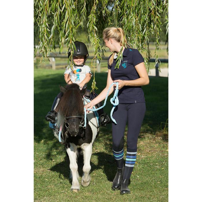 Filet + rênes équitation cheval et poney INITIATION - 1126307