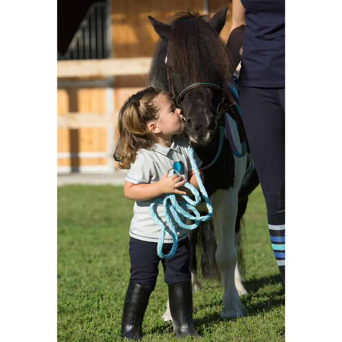 Pantalon équitation BABY PONY - 1126308