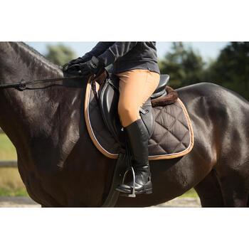 Amortisseur de dos mousse équitation cheval et poney LENA POLAIRE - 1126337