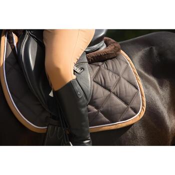 Amortisseur de dos mousse équitation cheval et poney LENA POLAIRE - 1126357