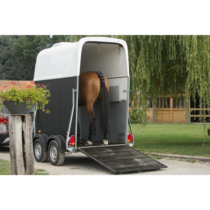 Protège queue équitation cheval NEOPRENE noir