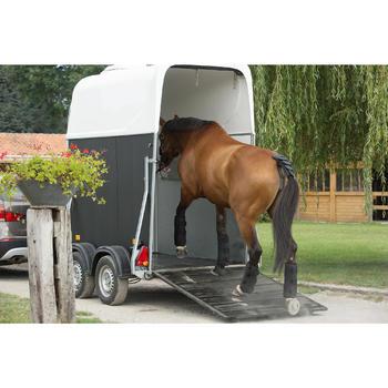 Transportgamaschen Traveller 300 Pony 4er-Set schwarz