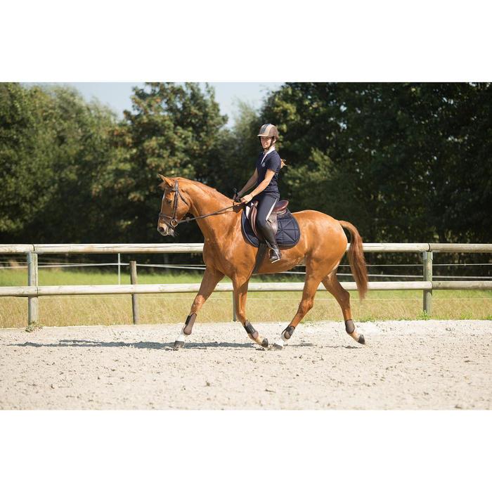 Tapis de selle équitation poney et cheval STRASS - 1126411