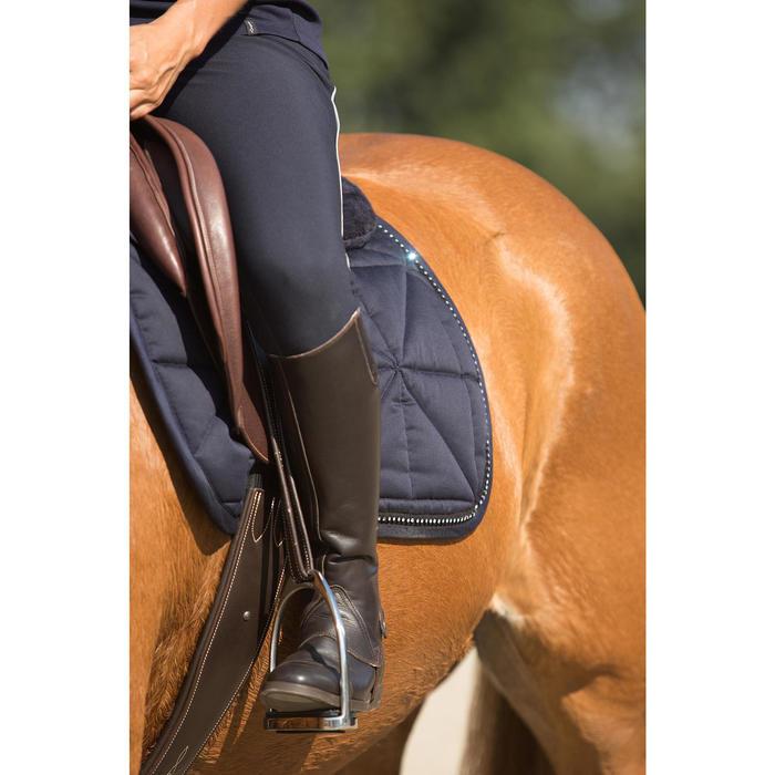 Tapis de selle équitation poney et cheval STRASS - 1126413