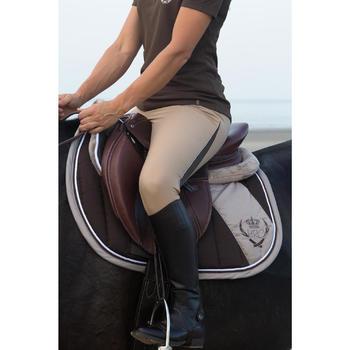 Amortisseur de dos mousse équitation cheval et poney LENA POLAIRE - 1126414
