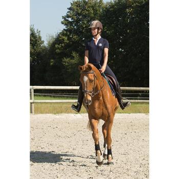 Filet + rênes équitation RECALL - poney et cheval - 1126419