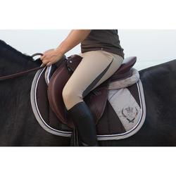 Salvacruz de espuma equitación - caballo y poni LENA POLAR beige