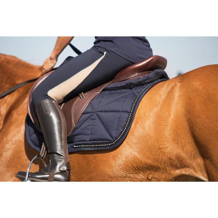 Amortisseur de dos mousse équitation cheval et poney LENA POLAIRE - 1126426