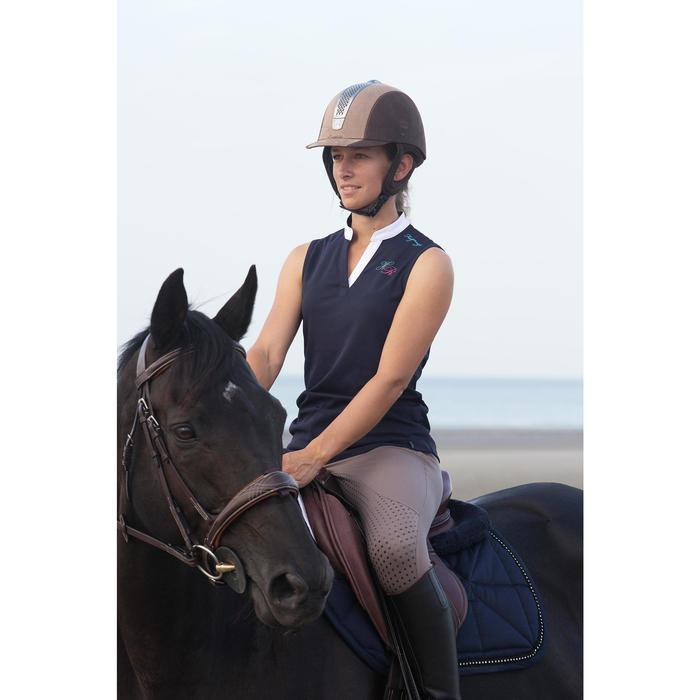 Filet + rênes équitation PULL BACK - taille cheval - 1126428