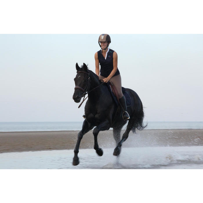 Filet + rênes équitation PULL BACK - poney et cheval - 1126432