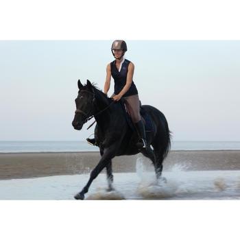 Tapis de selle équitation poney et cheval STRASS - 1126437