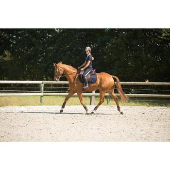Amortisseur de dos mousse équitation cheval et poney LENA POLAIRE - 1126448
