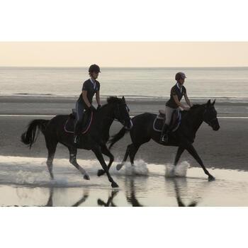 Amortisseur de dos mousse équitation cheval et poney LENA POLAIRE - 1126463