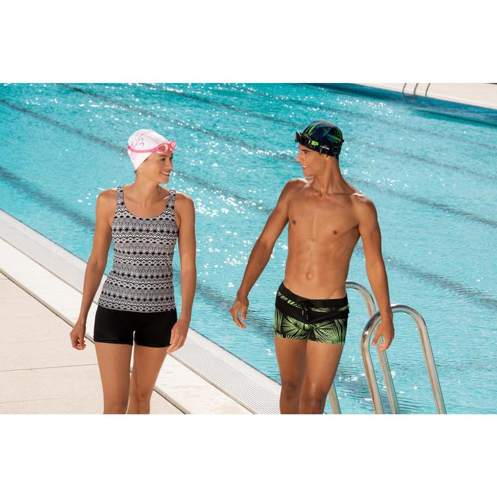Zwemtankini voor dames Loran zwart