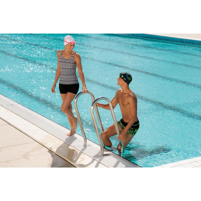 Maillot de bain de natation femme une pièce Loran tankini orni noir - 1126477