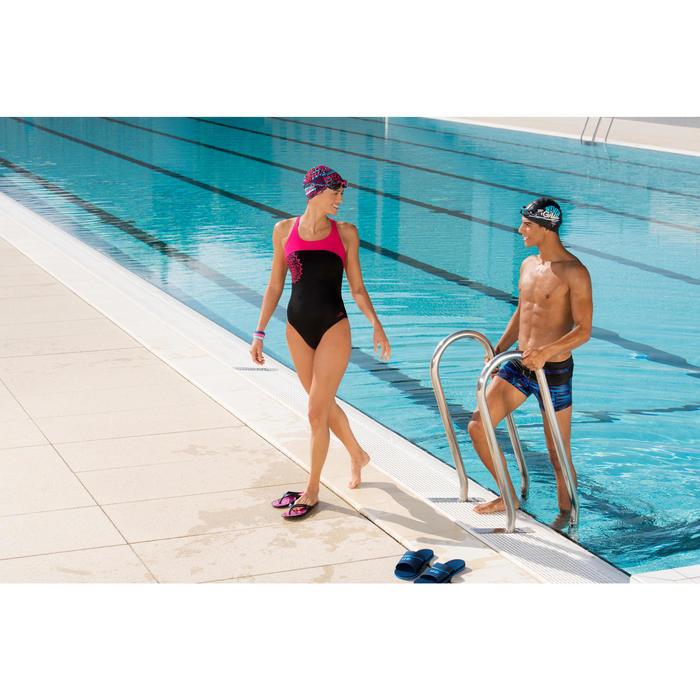 Maillot de bain de natation une pièce femme Leony - 1126479