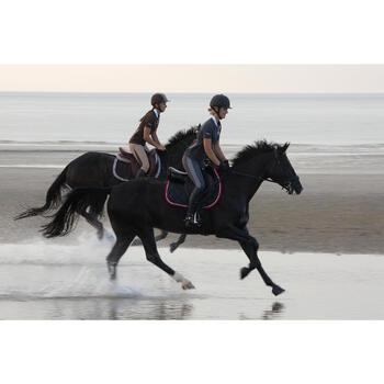 Filet + rênes équitation cheval et poney EDIMBURGH - 1126505