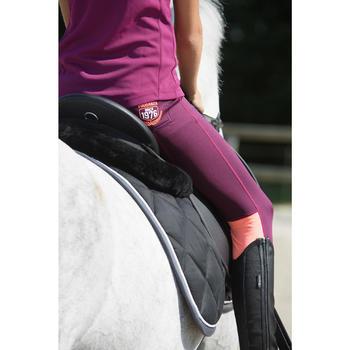 Tapis de selle équitation cheval GRIPPY - 1126563