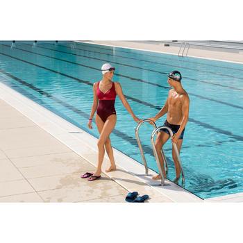 Maillot de bain natation femme gainant une pièce Kaipearl - 1126613