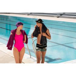 Lunettes de natation 100 XBASE PRINT Taille L OPI Bleu Rose