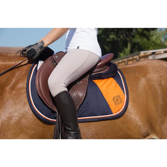Amortisseur de dos mousse équitation cheval et poney LENA POLAIRE - 1126617