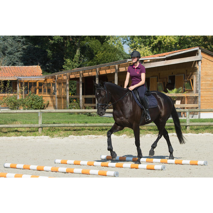 Tapis de selle équitation poney et cheval STRASS - 1126625