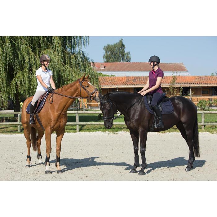 Tapis de selle équitation poney et cheval STRASS - 1126654