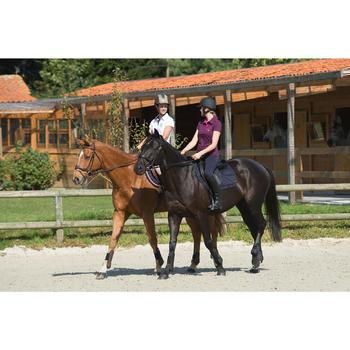 Tapis de selle équitation poney et cheval STRASS - 1126659