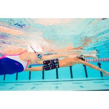 Maillot de bain de natation une pièce fille Kamiye light panel bleu rose - 1126737