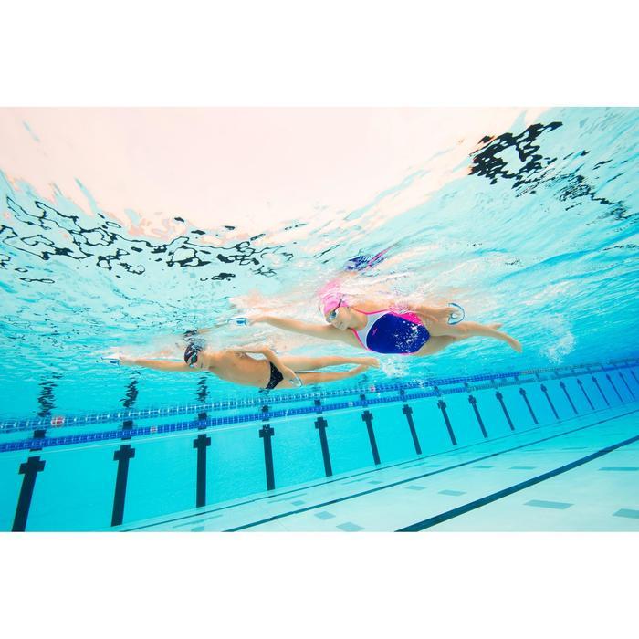 Gafas de natación SPIRIT Talla S Negro Azul