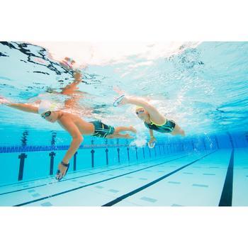 Maillot de bain de natation fille une pièce Kamiye light - 1126747
