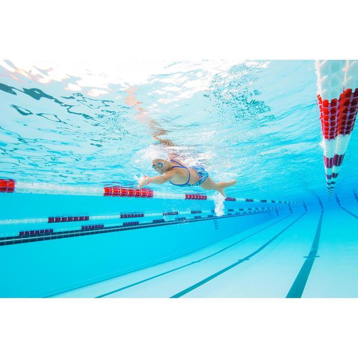 Maillot de bain de natation fille une pièce Lidia naxos rad - 1126749