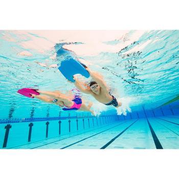 Triangle Swimming Kickboard - Dark Blue Blue