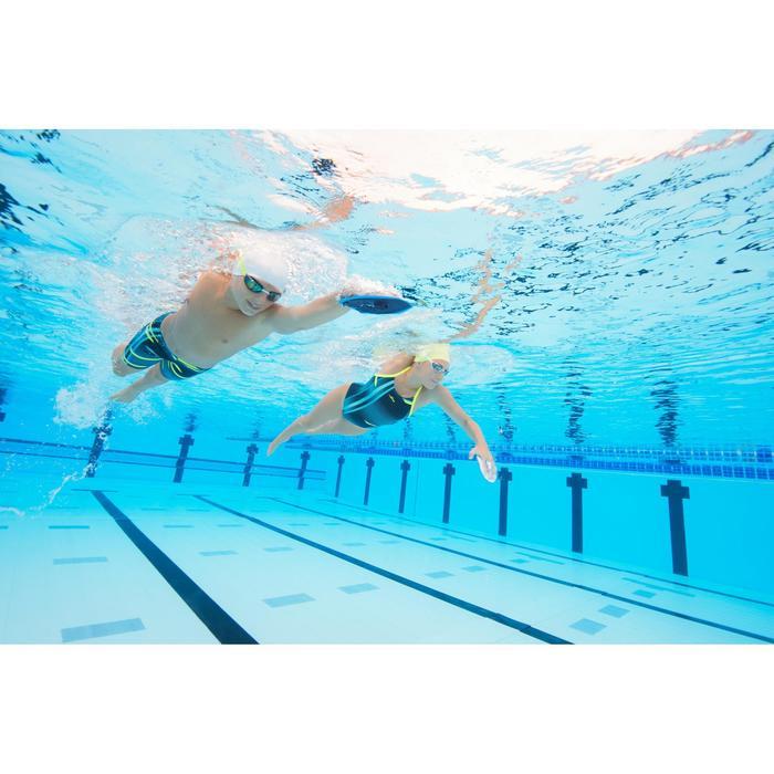 Maillot de bain de natation fille une pièce Kamiye light - 1126751