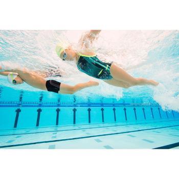 Maillot de bain de natation fille une pièce Kamiye light - 1126753