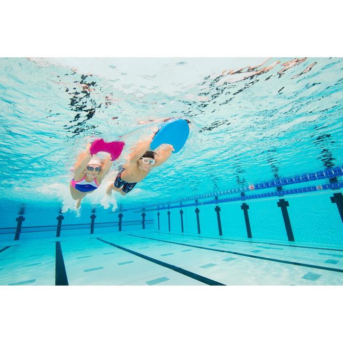 Maillot de bain de natation une pièce fille Kamiye light panel bleu rose - 1126754