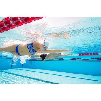 Bas de maillot de bain de natation femme résistant au chlore Jade - 1126799