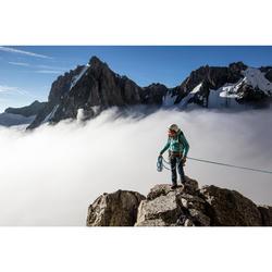 CORDE à double dry d'escalade et d'alpinisme 7.5 mm x 60 m - RAPPEL 7.5 Bleu