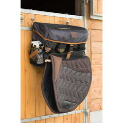 Mantilla equitación caballo TINCKLE marrón