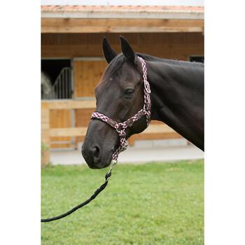 Licol équitation poney et cheval PLAIT - 1126952