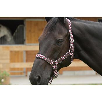 Licol équitation poney et cheval PLAIT - 1126955